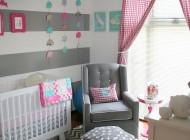 Les plus belles décorations de chambre de bébé