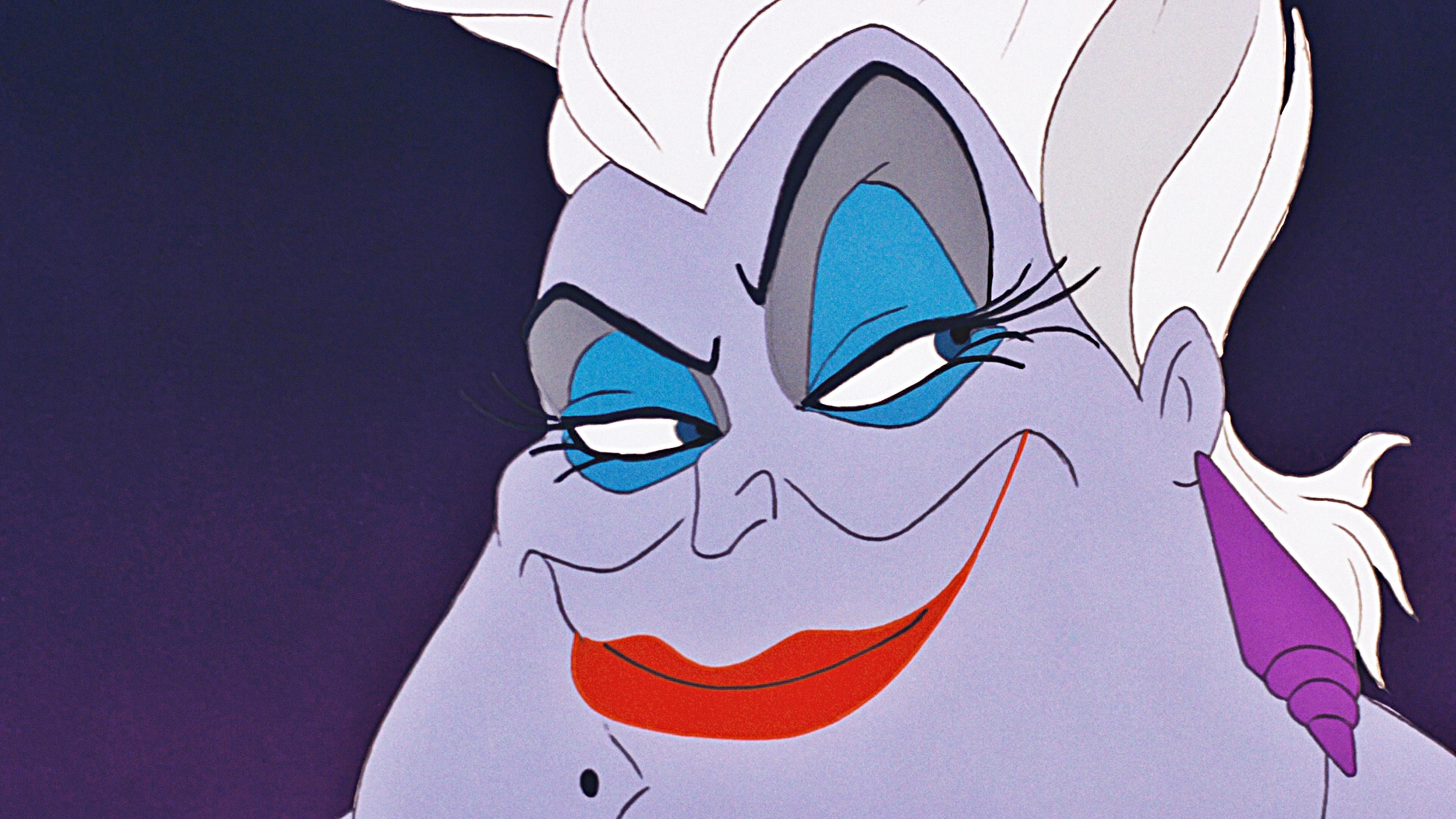 Ursula de La Petite Sirène