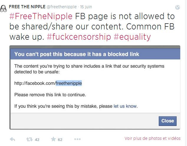 Free The Nipple Twitter