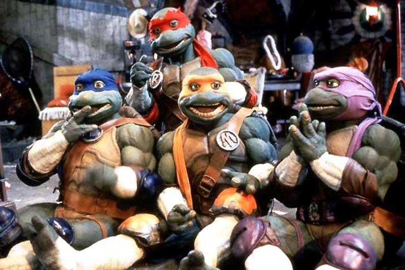 Noël 2014: tortues ninja