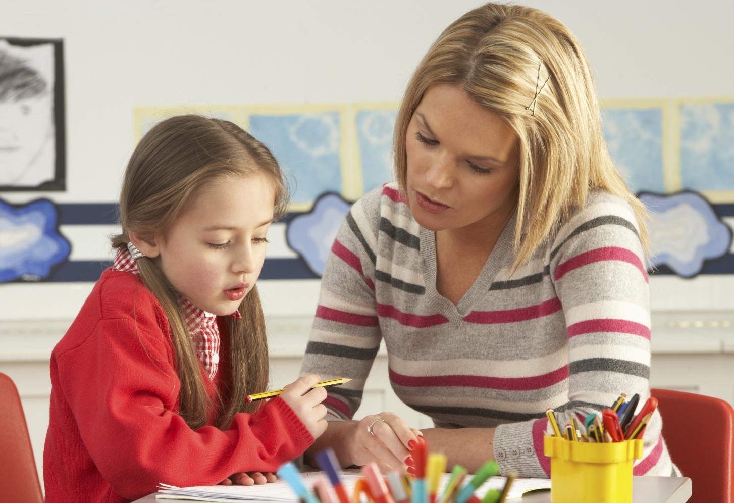 cours particulier en primaire