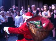 Les spectacles de Noël à l'école