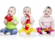 L'Eveil musical et les instruments de musique pour enfant