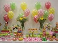 Réaliser une décoration parfaite pour un anniversaire d'enfant!
