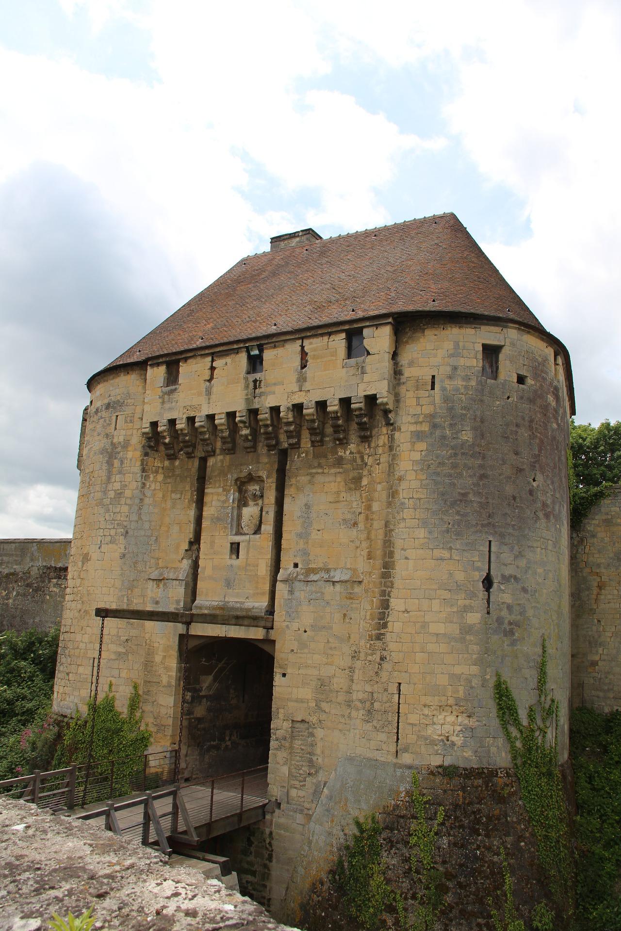 château médieval