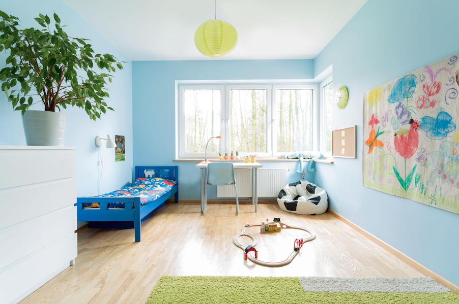 Une chambre d 39 enfant r ussie en tribu for Photo chambre d enfant