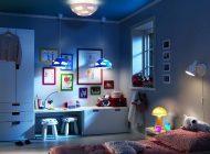 L'éclairage idéal pour une chambre d'enfant