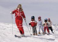 Skier avec votre enfant en Australie