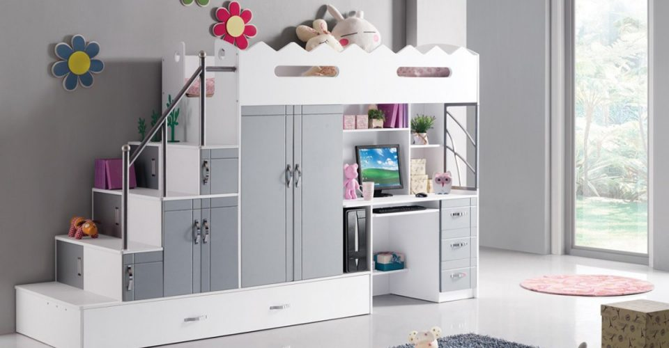 comment choisir un meuble de bureau pour enfant en tribu. Black Bedroom Furniture Sets. Home Design Ideas
