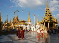 Tourisme en famille en Birmanie : découvrir la pagode Shwedagon et Bagan