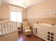 Réussir la décoration d'une chambre de nouveau-né