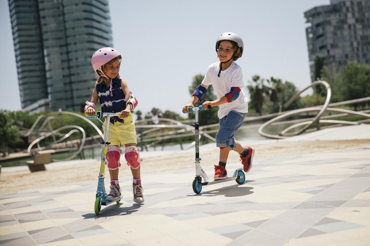 Déco Chambre Parent : Trottinette enfant comment bien choisir la patinette de